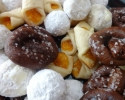Apricot Meltaways - Chocolate Pretzels - Nut Balls