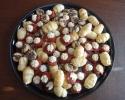 Lady Locks - Red Velvet Cookies - Salted Caramel Thumbprints