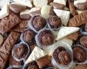Cheesecake Slices - Chocolate-Dipped Orange - Chocolate Fudge Cupcakes - Lemon on Lemon - Mustaches