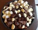 Chocolate-Dipped Chocolate - Chocolate-Dipped Orange - Chocolate Raspberry Turnovers - Chocolate Truffle Cups - Dark Chocolate Espresso Shortbread - Lemon Drops - Sugar Crinkles