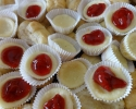 Lady Locks - Mini Cheesecakes