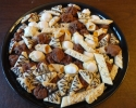 Apricot Meltaways - Chocolate Chocolate Chip - Chocolate Raspberry Turnovers - Lemon Drops - Scandinavian Almond Strips