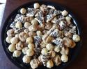 Chocolate Raspberry Turnovers - German Marzipan - Peanut Butter Cup Cookies