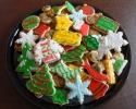 Chocolate Chip - Christmas cutouts - Pecan Tassies