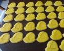 Sugar cookie hard hats