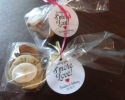 Chocolate-stuffed S'more Cookies