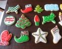 Christmas cutouts