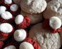 Raisin-Filled Cookies - Red Velvet