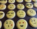 Sugar cookie emojis