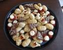 Coconut Macaroons - Dark Chocolate Espress Shortbread - Lady Locks - Peanut Butter Bites - Red Velvet - Strawberry Lilies