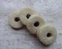 Raspberry Filled Tea Cookies