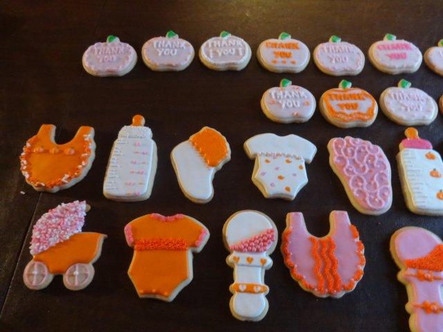 Sarahs Baby Shower November 25 2017 Sweet Bites Cookies
